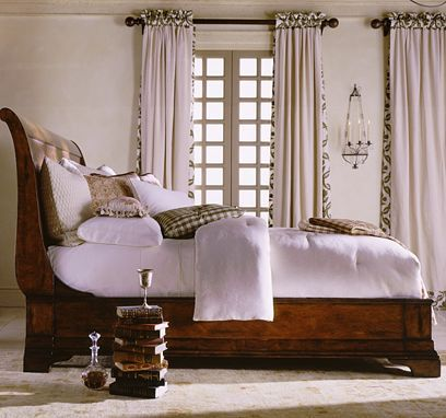 Best King Sleigh Bed From Henredon Bed Bedroom Decor 400 x 300