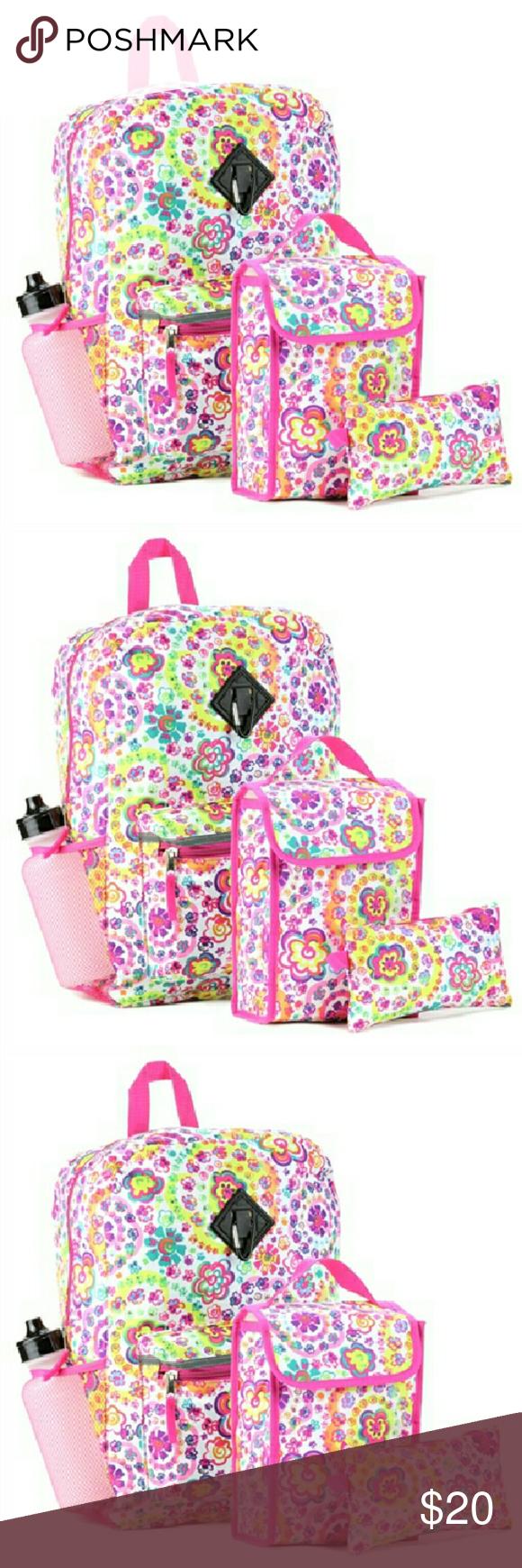 d588e18aae Confetti Girl 5 Piece Backpack 16