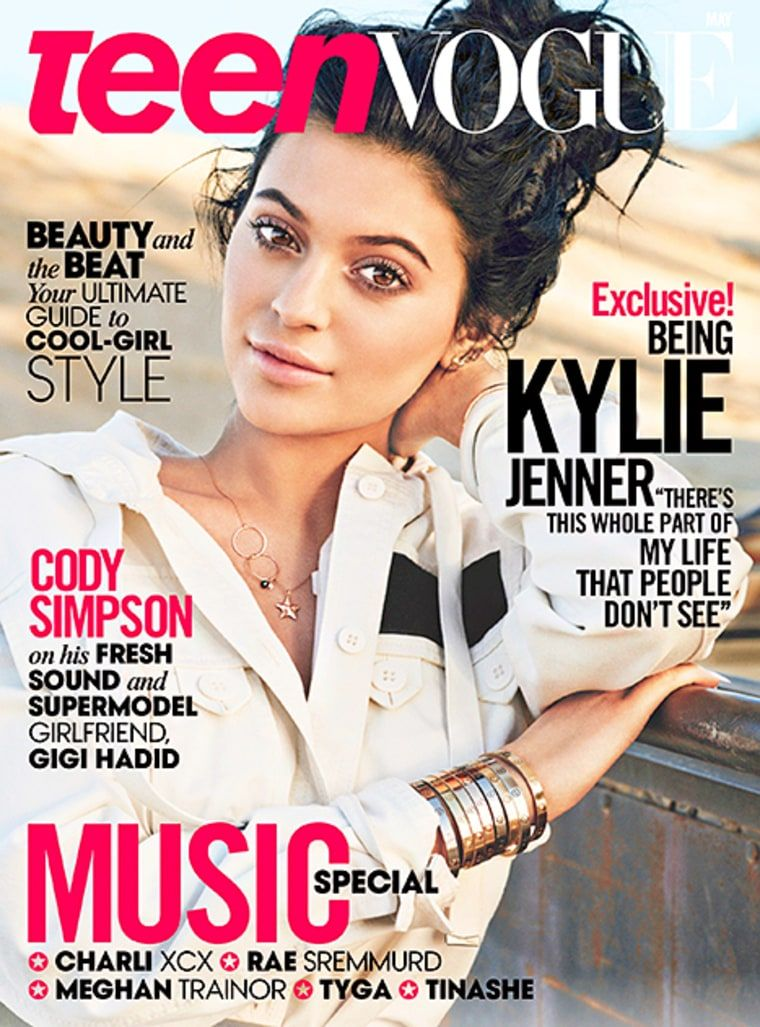 b58397ef2b3e0 Hard to Keep Up! Kylie Jenner Takes HOW Long to Apply Makeup ...