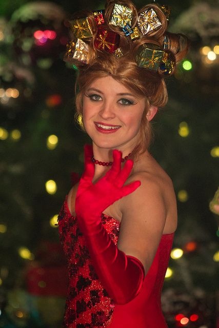 Whoville on the Backlot: Martha May Whovier