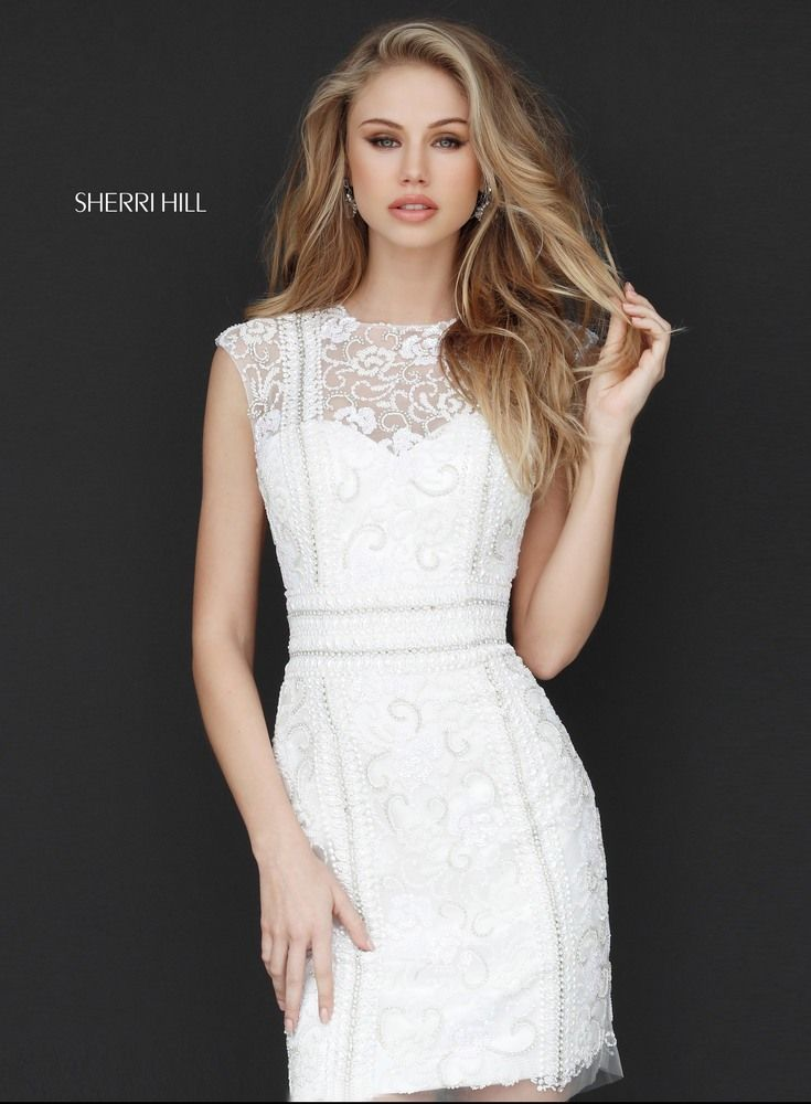 SHERRI HILL 51287 | Fall 2017 Collection | Pinterest