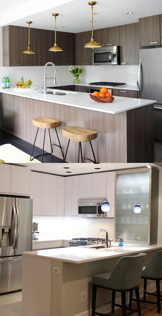 20 Small Condo Kitchen Ideas Updated Small Condo Kitchen Kitchen Decor Apartment Interior Design Kitchen