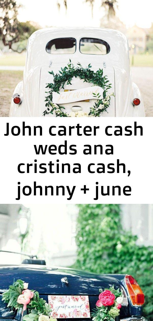 John carter cash weds ana cristina cash, johnny + june remembered 5 #swisscoffeebenjaminmoore