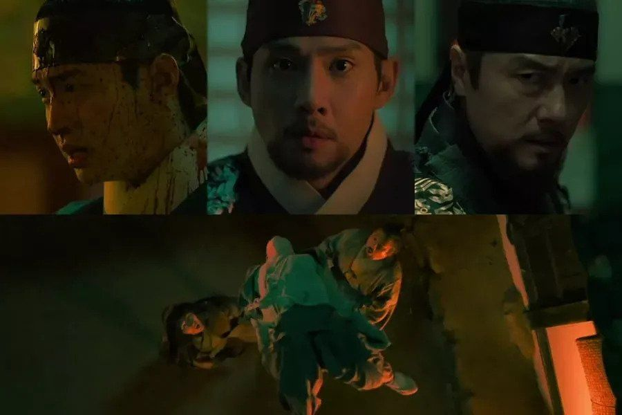 """Watch: """"Joseon Exorcist"""" Previews Intense Conflicts In Suspenseful New Teaser"""