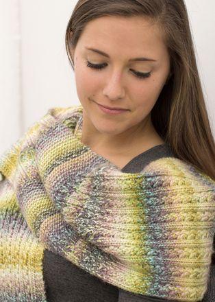 Mountain Breeze Shawl Free Pattern Knitting Loom 046 Shawl