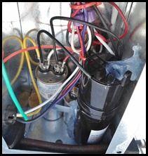 Installing Hard Start Capacitor Into My Rv Air Conditioner Rv Air Conditioner Rv Air Conditioner
