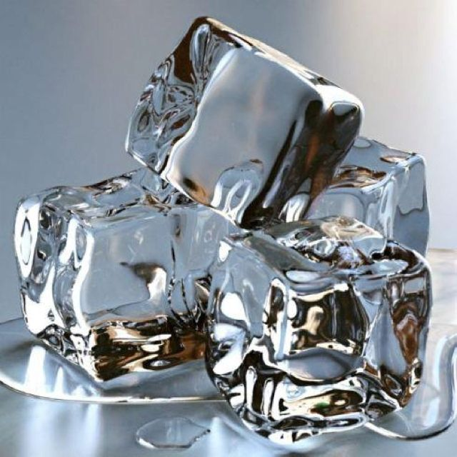 Use an ice cube a day to keep the fat, acne and wrinkles away.     It's OK to admit that this doesn't sound fun, but if it will keep fat cells, acne and wrinkles under control, it is well worth it. Before you go to bed, grab an ice cube and massage it over your face.
