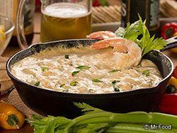 Buffalo Shrimp Dip #shrimpdip