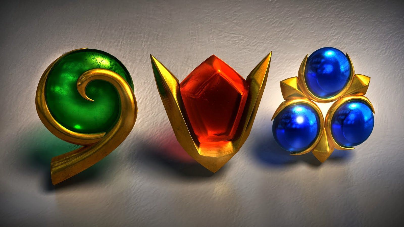 Ocarina of Time; Gem Icon could have ornamental adornment