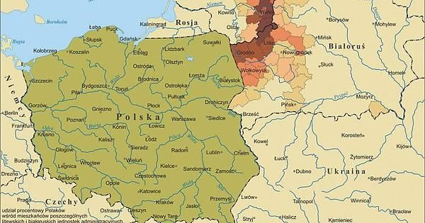 Lithuania Physical Map by Maps.com from Maps.com -- World's ...