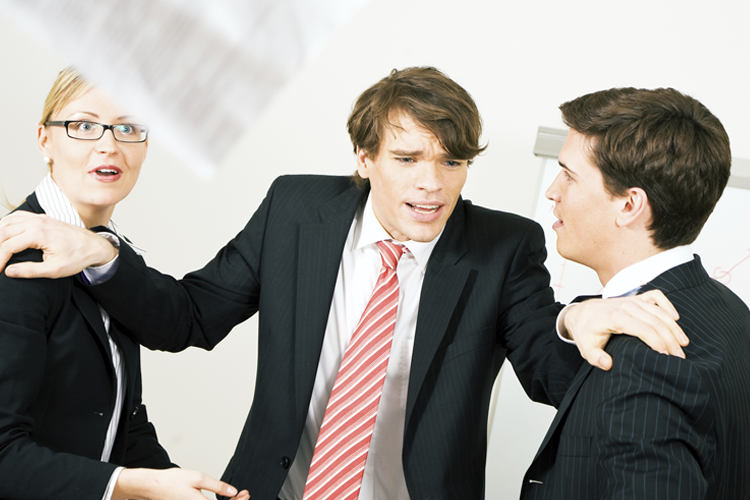 Cool Class at CLS – Conflict is an inevitable part of human interaction. Learning how to deal with it head on is a crucial part of leading effectively.