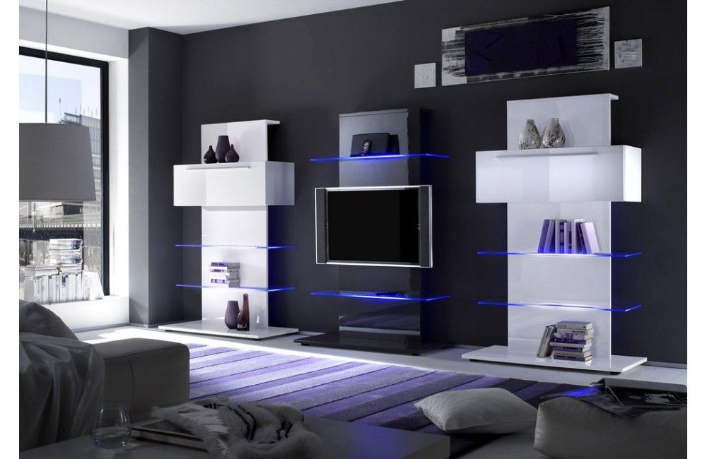 Meuble de télé - Meuble moderne pour votre intérieur #meubletele