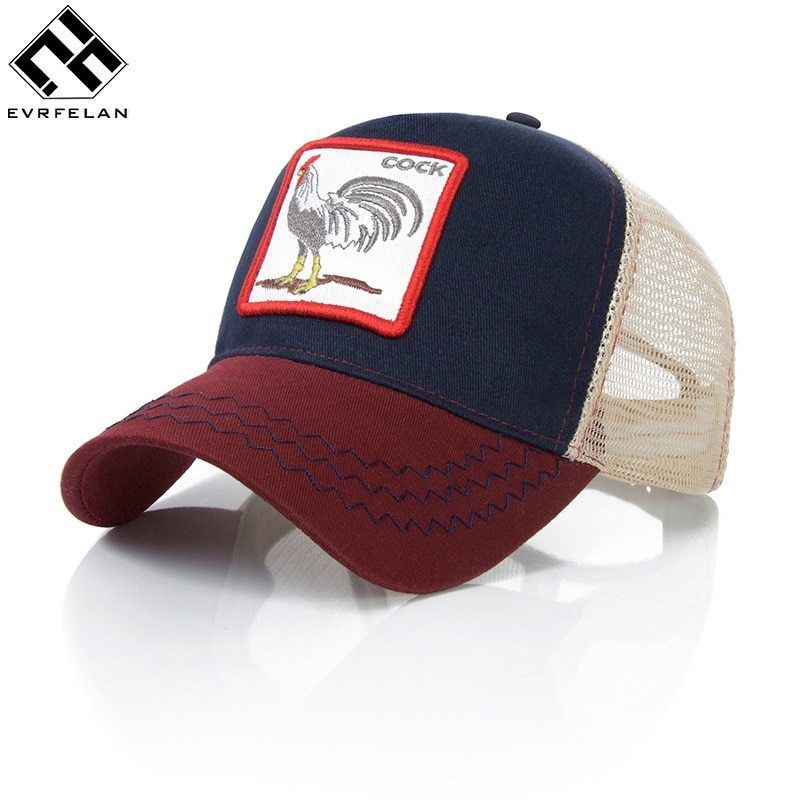 2c36be32039d Evrfelan Fashion Animals Embroidery Baseball Caps Men Women Snapback Hip  Hop Hat  fashion  clothing  shoes  accessories  mensaccessories  hats (ebay  link)