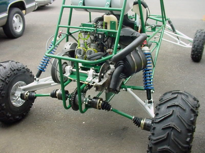 rear axle diy go kart forum buggy pinterest fahrwerk traktoren und autos und motorr der. Black Bedroom Furniture Sets. Home Design Ideas