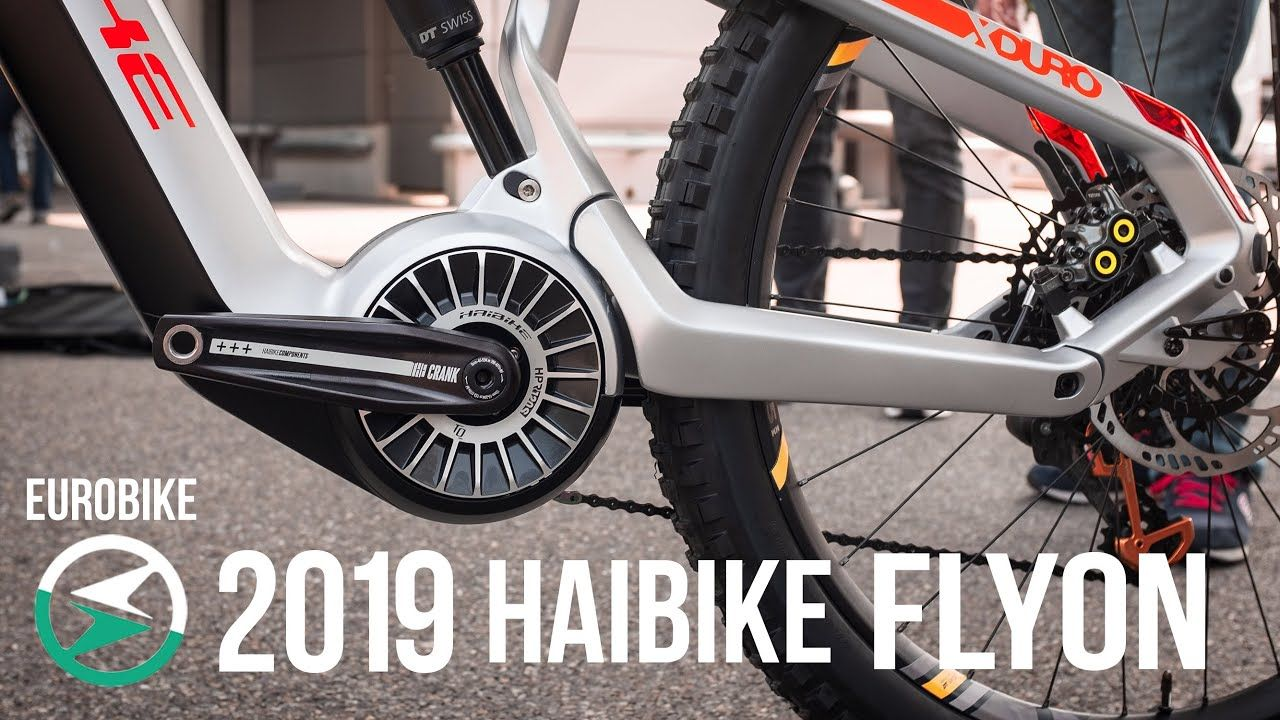 Incredible 2019 Haibike FLYON and TQ Motor | Eurobike 2018 | 汽车与