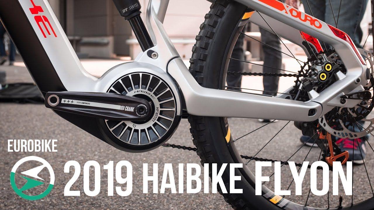 Incredible 2019 Haibike Flyon And Tq Motor Eurobike 2018 The Incredibles Bike Electric Bicycle