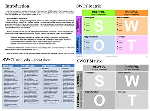 swot analysis on dell business model