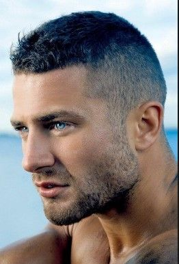 Simple And Easy To Maintain Mens Short Hairstyles Mens Short Hairstyles Caesar Haircut Mens Shor Military Haircuts Men Mens Hairstyles Short Men S Short Hair