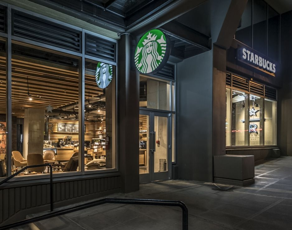 New starbucks store joins seattles iconic coffee scene