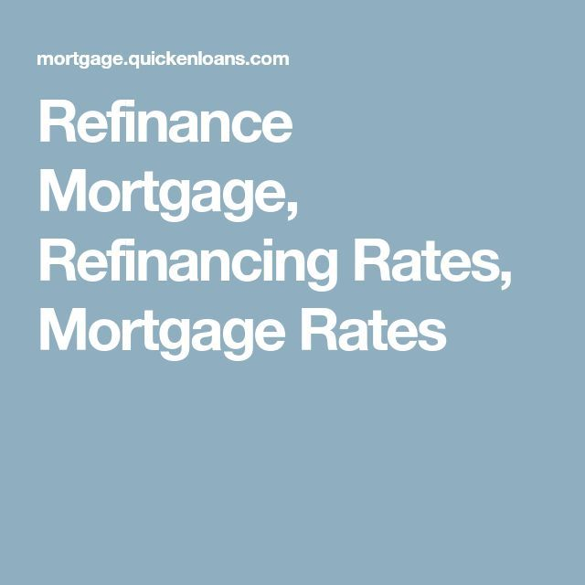 Home Loan Refinance Rate | Mortgage Tips and Tricks