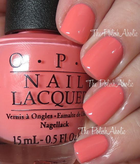 The PolishAholic: OPI Spring 2016 New Orleans Collection Got Myself ...