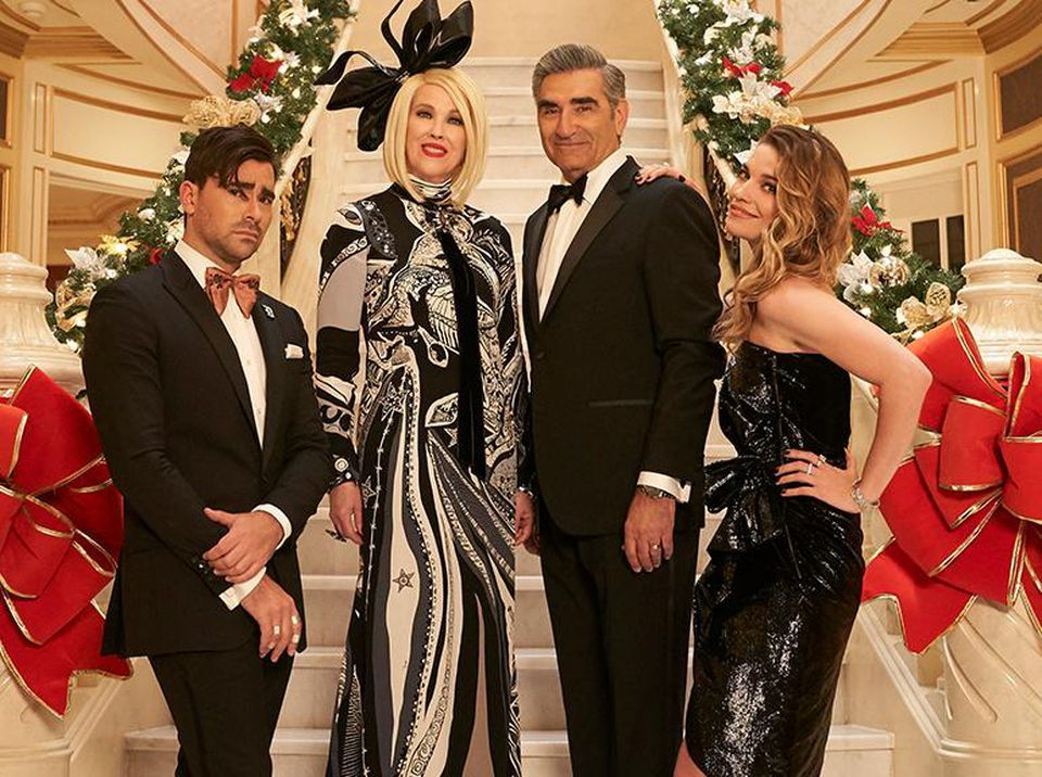Schitts Creek Christmas Special.Schitt S Creek Christmas Special Is A Must See All Time