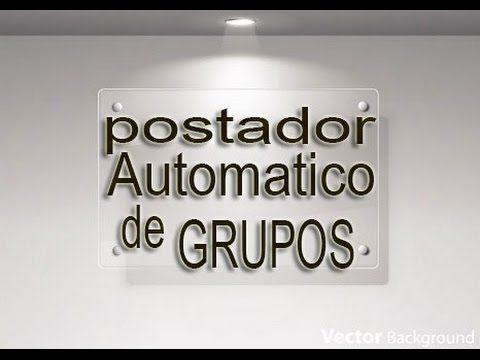 postador automatico