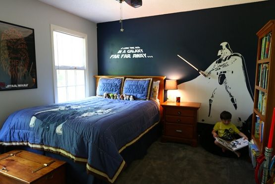 45 Best Star Wars Room Ideas For 2016 Star Wars Room Decor Star Wars Bedroom Decor Star Wars Room