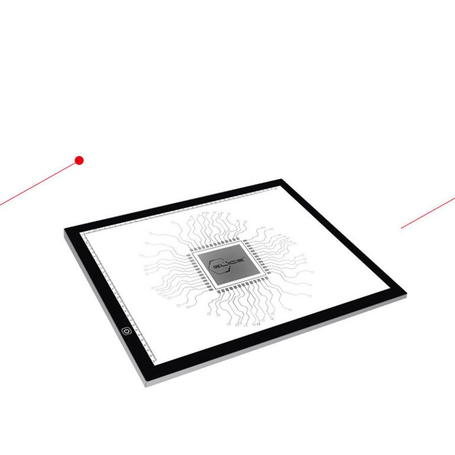 5mm Led Light Box Ultra Thin Dimmable Drawing Board For Designing Aniamtion 701311599961 Ebay Box Ultra Thin Led Light Box Led Lights Design