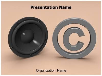 Thetemplatewizard presents professionally designed music copyright thetemplatewizard presents professionally designed music copyright law 3d animated ppt template toneelgroepblik Choice Image