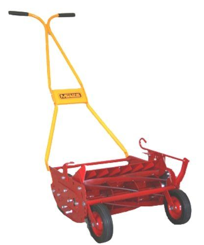 Mclane 17 Ph 7 Inch Blade Push Front Throw Reel Mower On