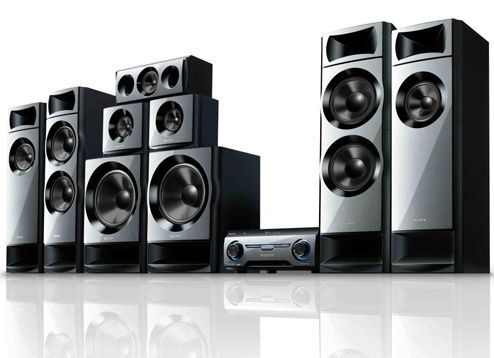 Ht M77 Home Theatre Component Systems Home Theatre