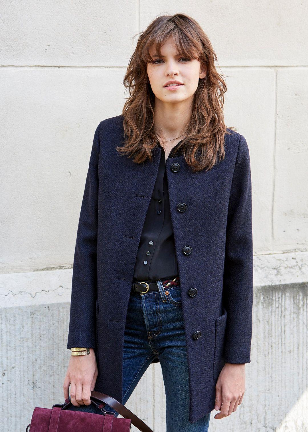 Sézane - Morison Coat