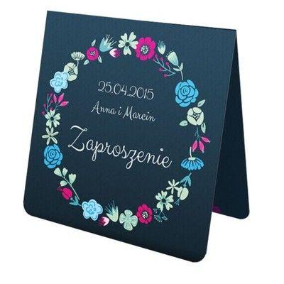 Zaproszenia Slubne Zaproszenie Na Slub Rozne Wzory 6041465125 Oficjalne Archiwum Allegro Wedding Planning Wedding Personalized Items