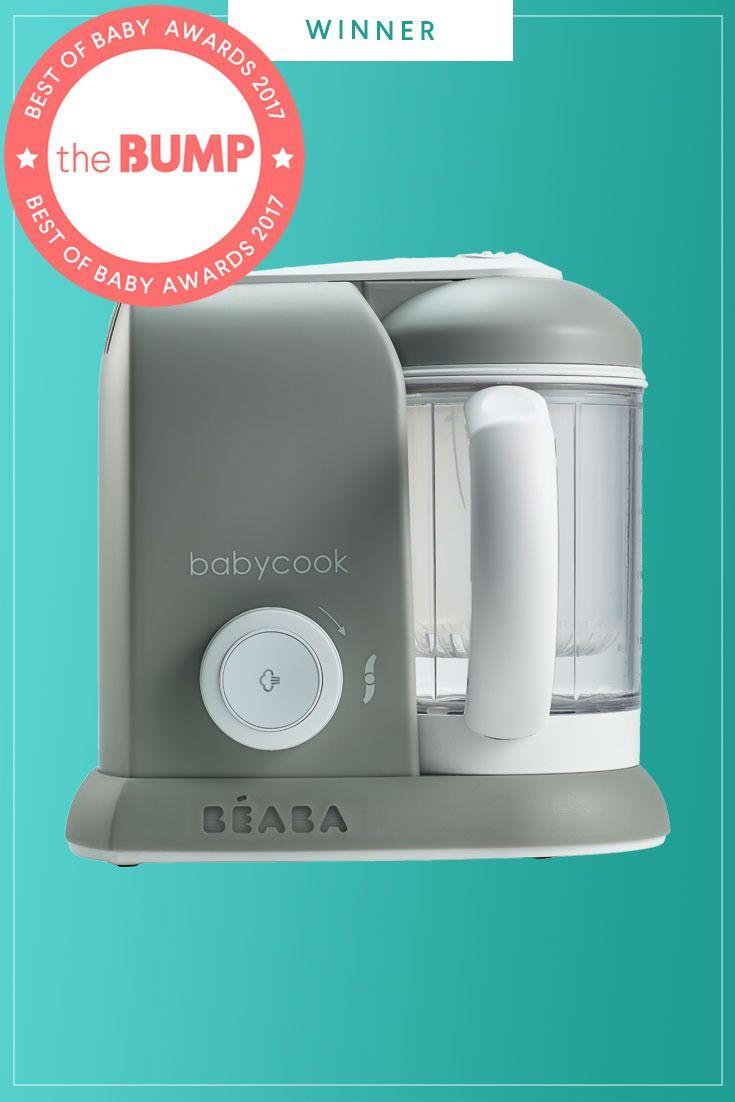 Best Baby Food Maker: Beaba Babycook | Kitchen helper, Homemade baby ...