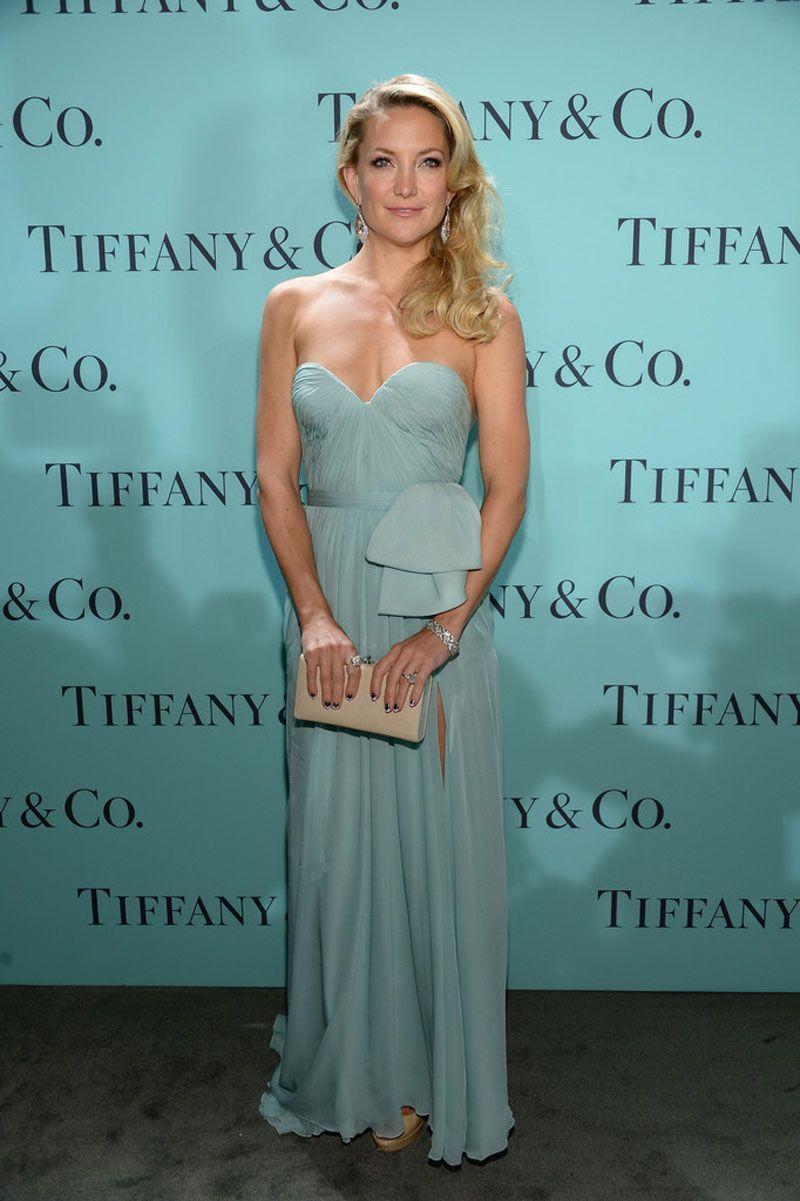 Kate Hudson - Tiffany Co. Blue Book Ball - Reem Acra | Beautiful ...
