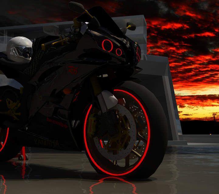 Yamaha R6 Demon