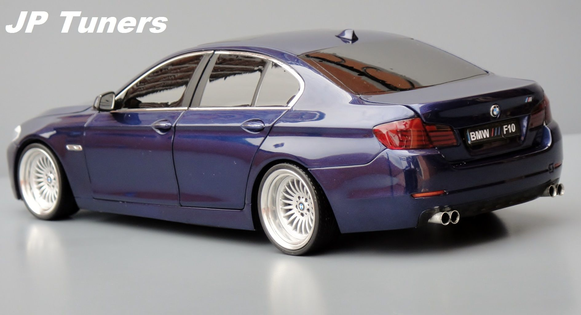 1 18 bmw f10 535i m5 tuning look 1 18 tuning jp. Black Bedroom Furniture Sets. Home Design Ideas