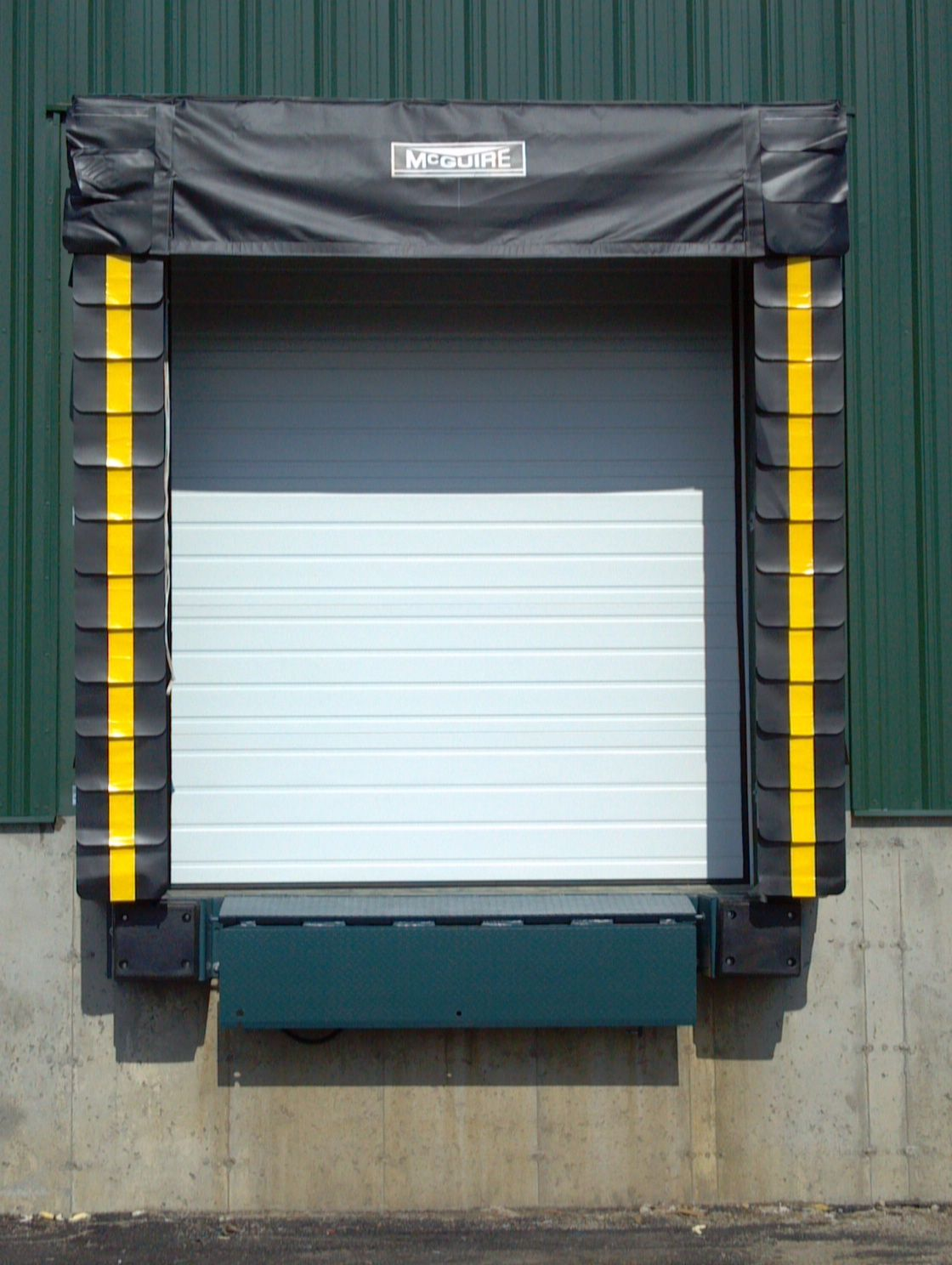 Loading Dock Seal And Shelter Door Images Home