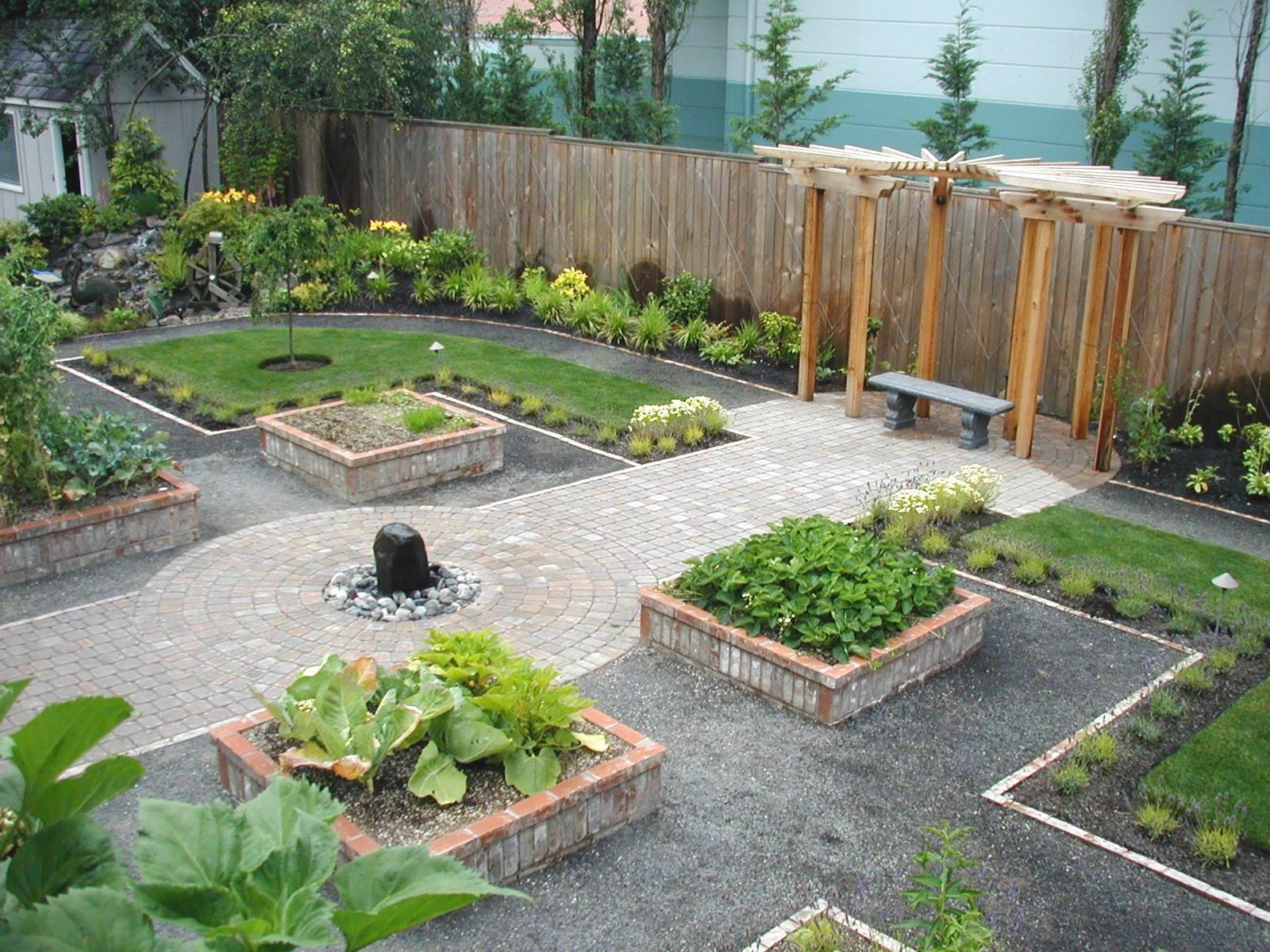 Bailey Jpg 1 600 1 200 Pixels Diy Planters Outdoor Garden Landscape Design Gravel Landscaping