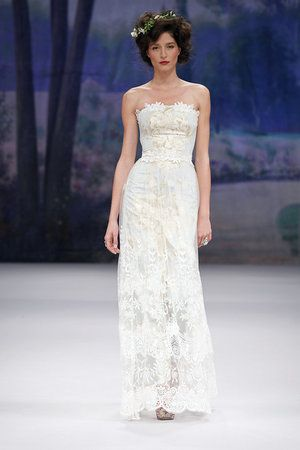 love the hair and this dress is so whimsical!