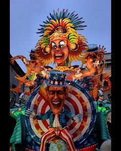 Carnevale di Acireale - Sicilia #eventisicilia17 #visitsicilyinfo #carnevale