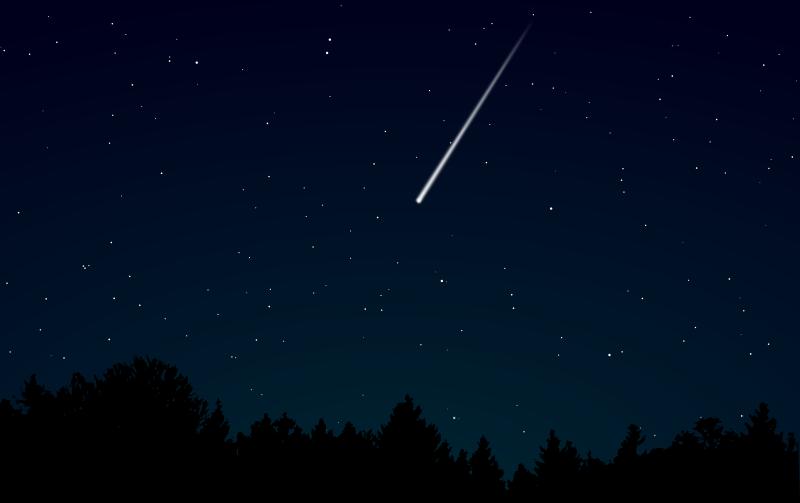 Meteor Shower 1134 1134