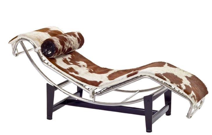 One Day I Will And Lay On This Chair In My Living Room And Relax Designed In 1928 The Lc4 Chaise Longue Or Long Chair Chaise Longue Chaise Le Corbusier