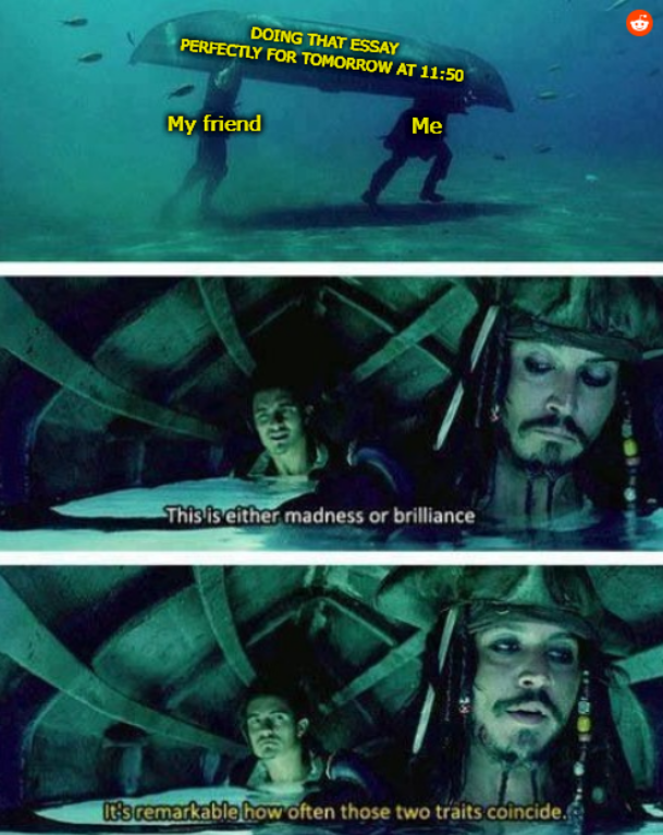 Time To Invest Because Pirates Are Cool Right Crazy Funny Memes Stupid Funny Memes Dark Humour Memes