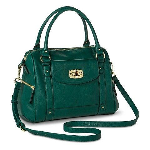 Summer Women S Merona 174 Satchel Handbag With Removable