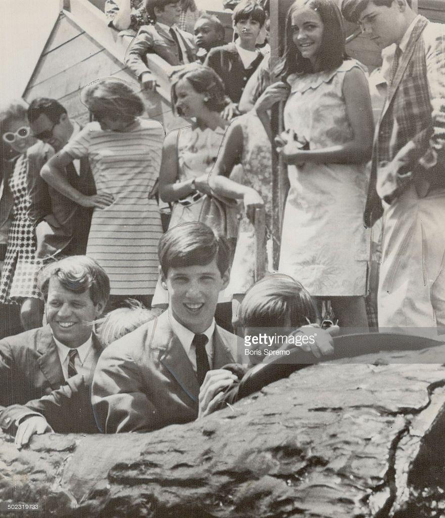 robert kennedy's children - 736×855