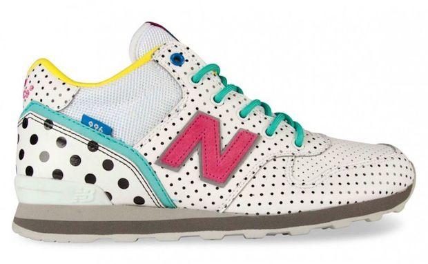 New Balance Women's 996 Mid Hi Top Sneakers