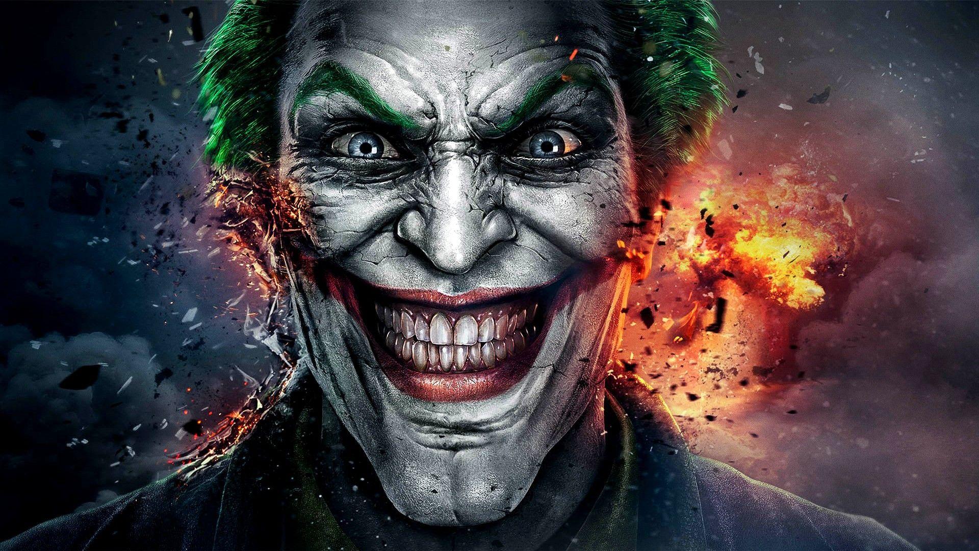 Batman joker cartoon character wallpaper for pc joker for Immagini joker hd