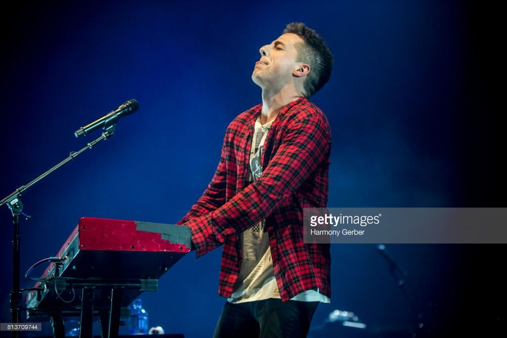 Charlie Puth performs at Staples Center on July 12, 2017 in Los Angeles, California.